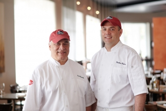 Chef Paul Minnillo & Chef Matt Mytro